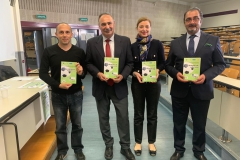 """Presentazione libro """"Il Calciosociale - Le linee guida"""": Vallati, Ruscello, Pantanella, Esposito"""