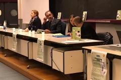 Prof.ssa Pantanella,  Prof. Esposito, Dott.ssa Pellegrini e  Dott. Vallati